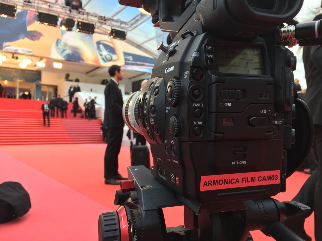festival de cannes video