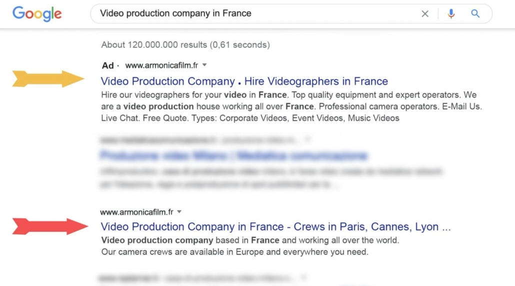 best video production company in france